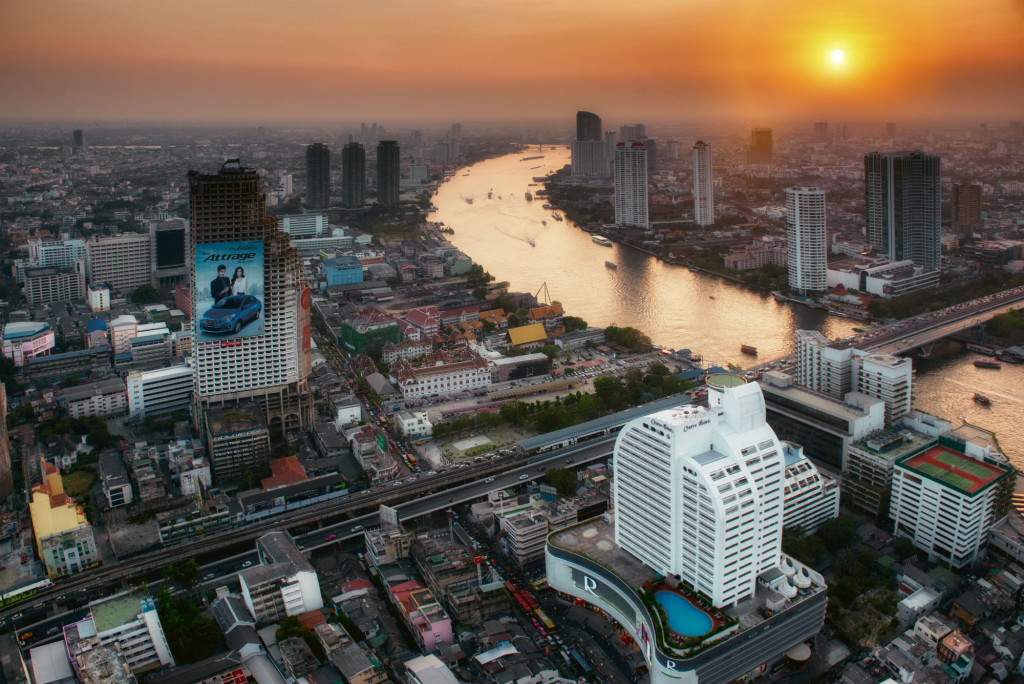 Bangkok Business Distinct
