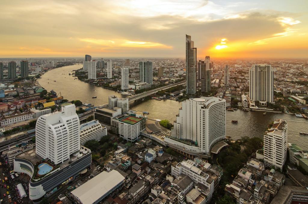 Bangkok Top Cityscape