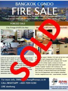 bangkok condo fire sale apr2016-1 sold